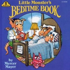 Little Monsters Bedtime Book