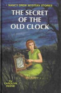 Nancy Drew - Clock
